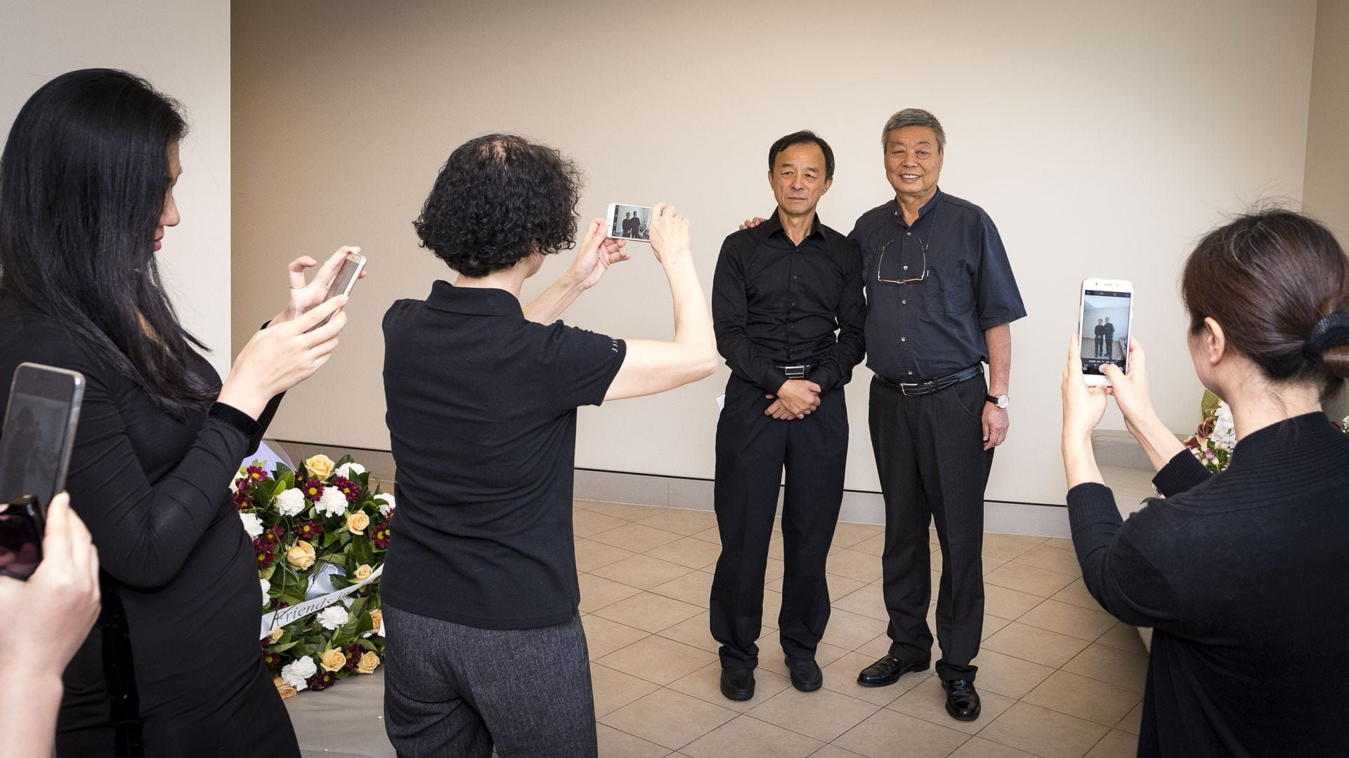 how to be a funeral photographer