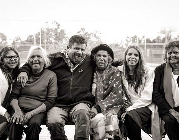 A Noongar funeral wake in Perth